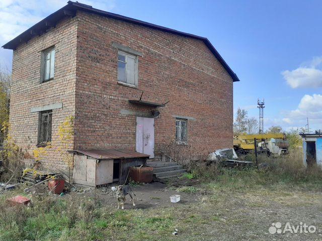 здание на земельном участке