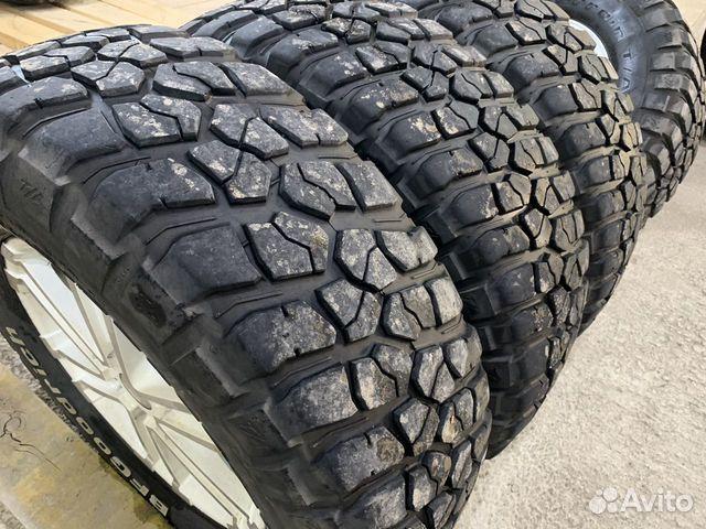 Продам шины BF Goodrich 89139651634 купить 1
