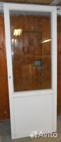 Дверь балконная купить в московской области на avito - объяв.