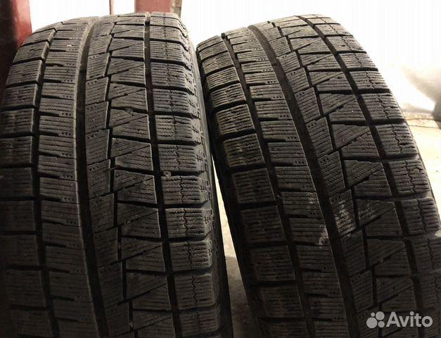 Пара Зимы Bridgestone Blizzak Revo-GZ 195/55 R15