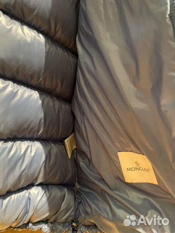 Пуховик moncler зимний 89217917890 купить 5