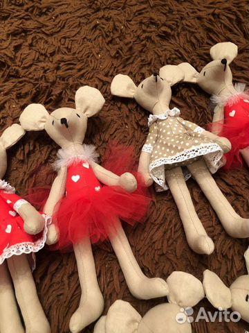 Кукла тильда мышка  89064096764 купить 5
