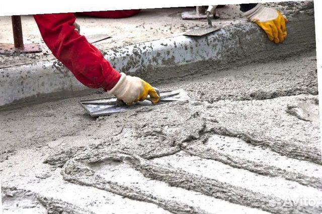 Монолитный бетон в москве укрепление старого бетона