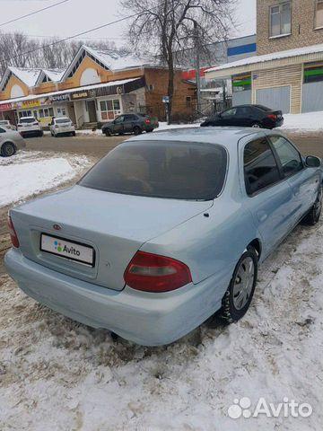 KIA Clarus, 2000 89875654304 купить 6
