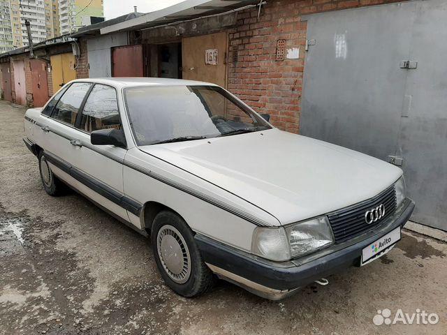 Audi 100, 1984 купить в Краснодаре | Автомобили | Авито