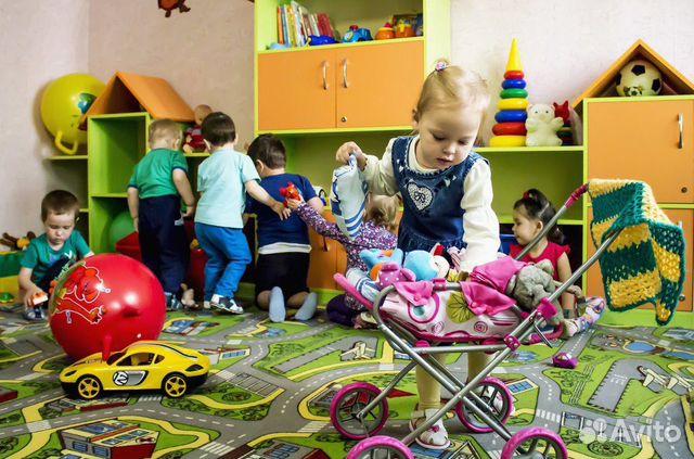 89220004530 Детский садик в крупном жилмассиве