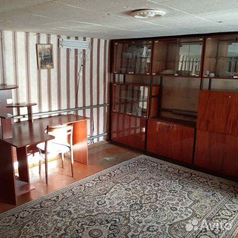 1-к квартира, 44.3 м², 1/2 эт.