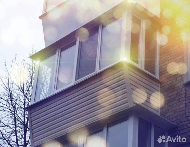Окна, балконы, лоджии. остекление и отделка