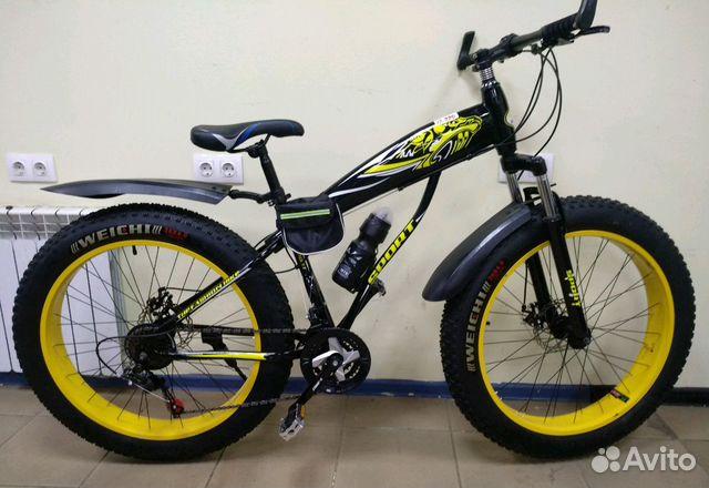 89527559801 Фэтбайки и другие велосипеды,новые