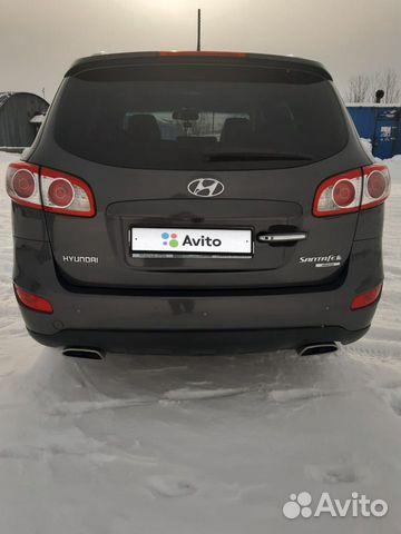 Hyundai Santa Fe, 2011 купить 3