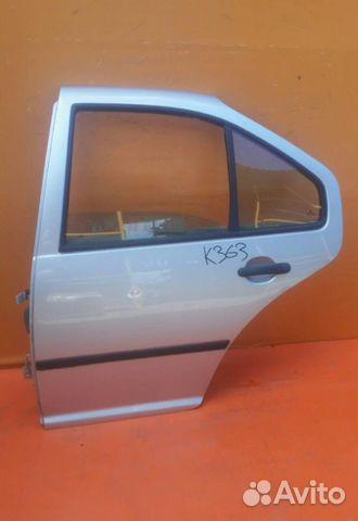 84732022776 Дверь задняя левая Volkswagen bora 1999-2004