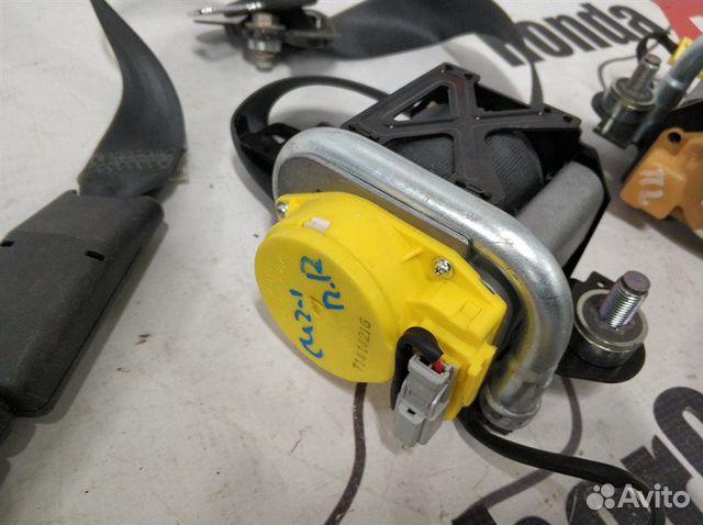 Ремень безопасности передний Honda Accord 8 CU2 89022570009 купить 2
