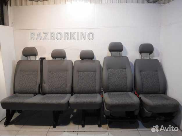 Авито сидения для транспортер в москве подставка для транспортера