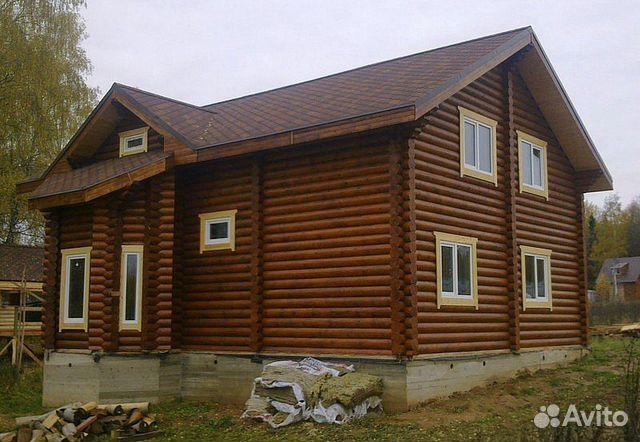 Дома из оцилиндрованного и рубленого бревна 89127347064 купить 10