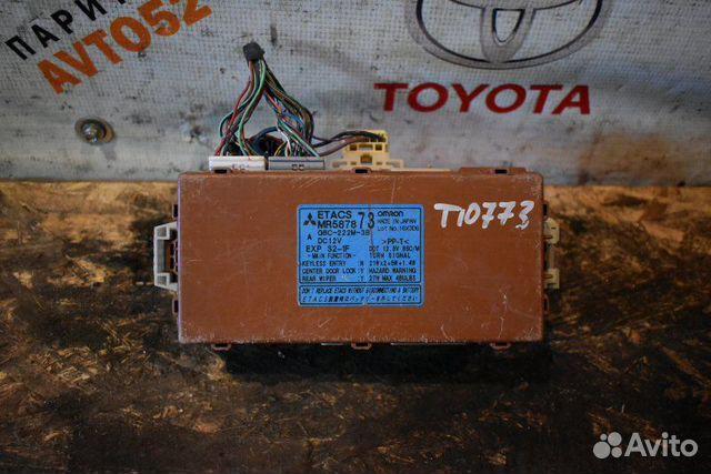 89307139175 Блок комфорта Mitsubishi Outlander 1 поколение