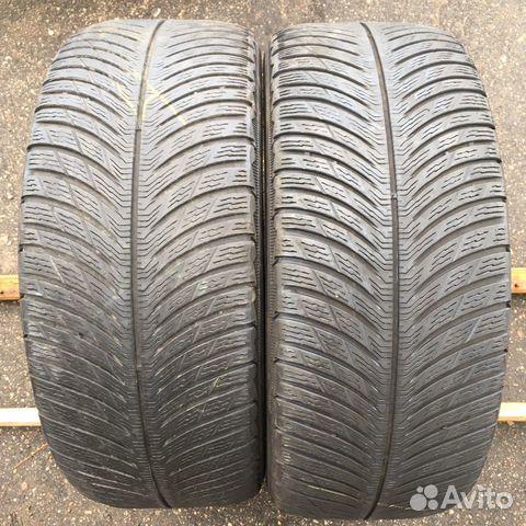 89211101675 255/45 R18 Michelin PilotAlpin5