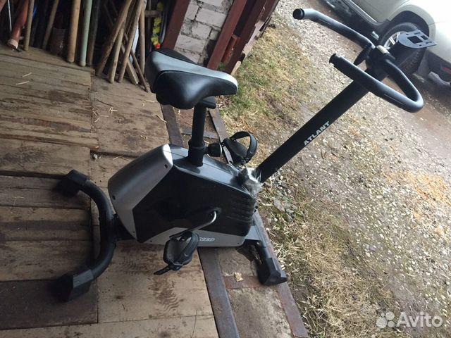 Велотренажер магнитный Atlant В-506