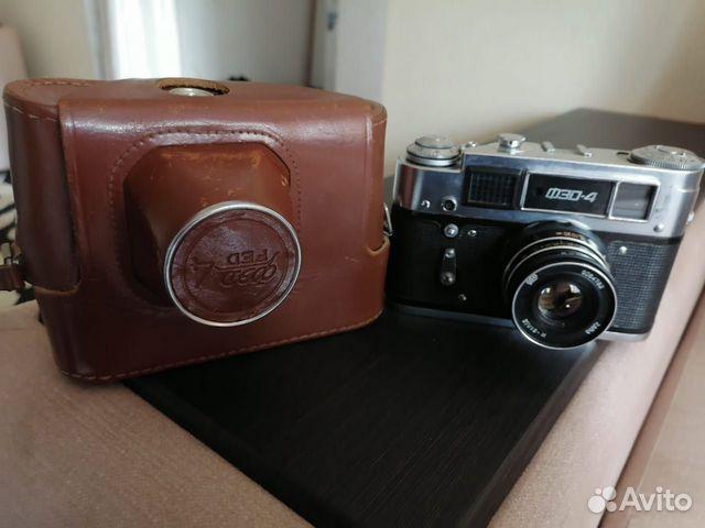 Фотоаппарата фэд-4