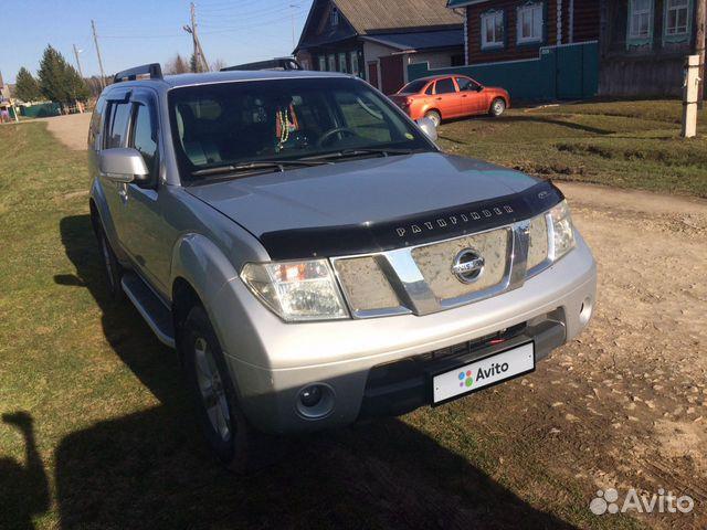 Nissan Pathfinder, 2007 купить 6