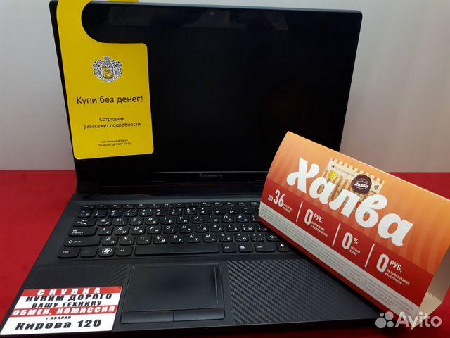 89503079406 Ноутбук Lenova для работы (К120)