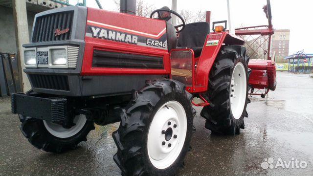 Yanmar FX24D 89145508302 купить 10