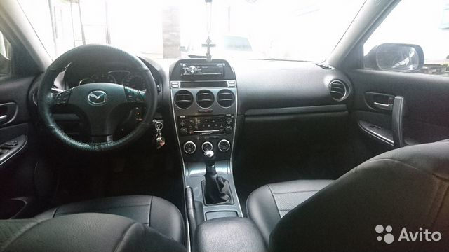 Mazda 6, 2005 купить 5