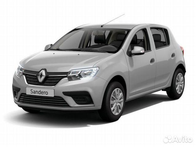 Renault Sandero, 2020 88612116268 купить 1
