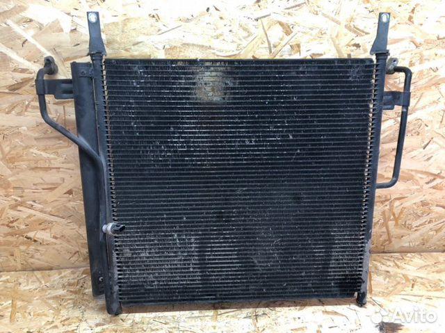 Радиатор кондиционера Nissan Armada TA60 VK56DE  89891215050 купить 1
