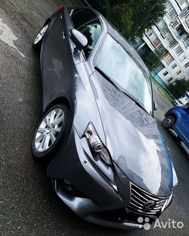 Lexus IS, 2013 89821902507 купить 5