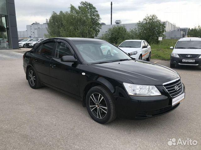 Hyundai Sonata, 2010 88162682472 купить 3