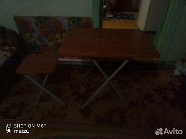 Стол с стулом складные  89027532734 купить 1