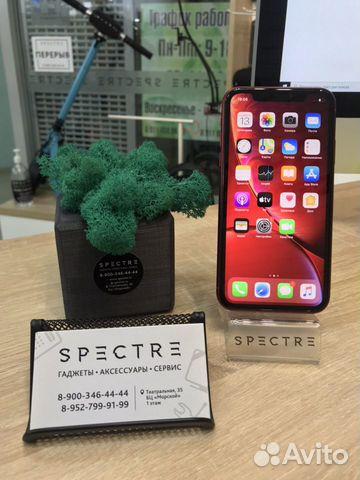 iPhone XR Red 128 Gb Original Б/у 89527999199 купить 2