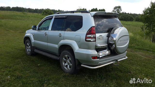 Toyota Land Cruiser Prado, 2004  купить 3