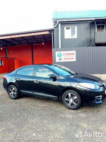 Renault Fluence, 2013 купить 2
