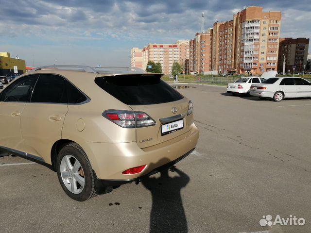Lexus RX, 2010 89131506622 купить 5