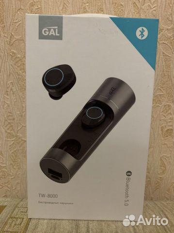 Беспроводные наушники GAL TW-8000  купить 1