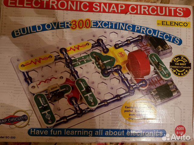 Электронный конструктор Знаток 300  89054266899 купить 1