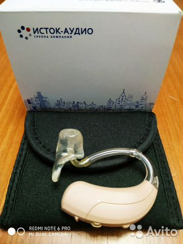 Слуховой аппарат Оникс 4SP (2 штуки)  89376628901 купить 1