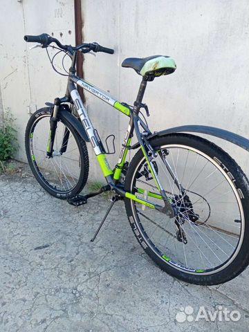 Велосипед горный с алюминиевой рамой  купить 7
