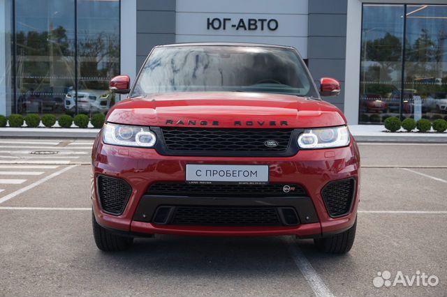 Land Rover Range Rover Sport, 2013  88612441450 купить 6