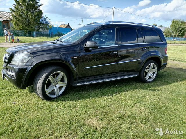 Mercedes-Benz GL-класс, 2011  89278348658 купить 2