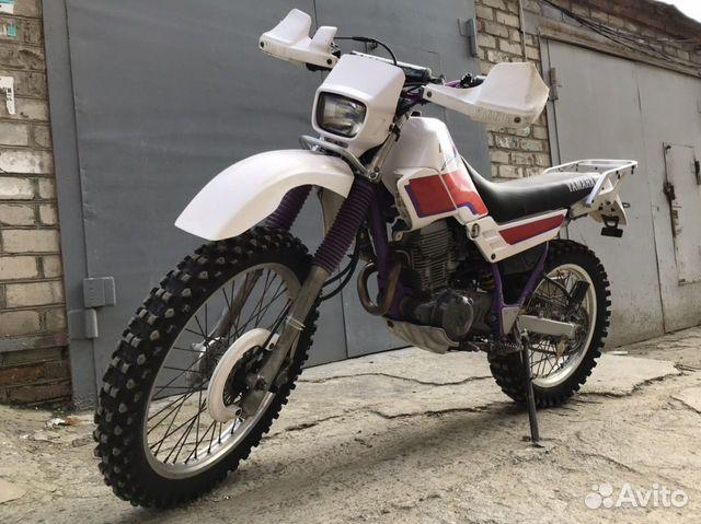 Yamaha serow 225  89623387647 купить 5