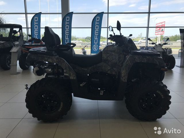 Квадроцикл CFMoto X10 EPS  88792225000 купить 3