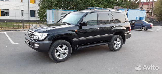 Toyota Land Cruiser, 2007  89822009527 купить 1