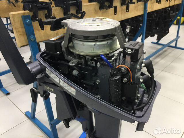 Лодочный мотор Yamaha 8 fmhs Б/У  88006002714 купить 5