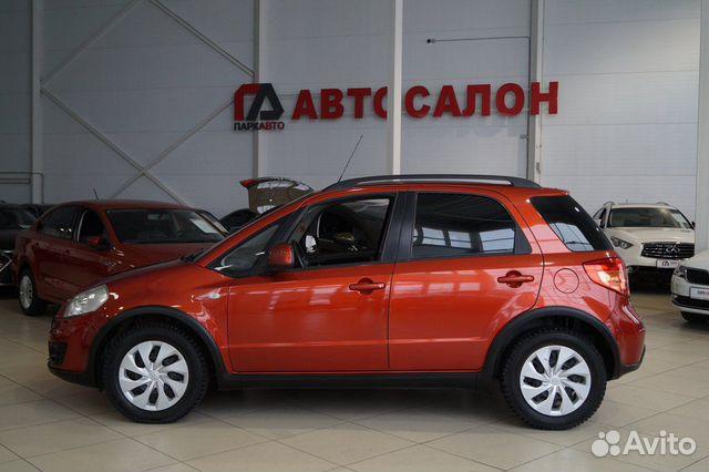Suzuki SX4, 2012  89158531917 купить 8