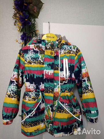 Куртка для девочки  89535457284 купить 2