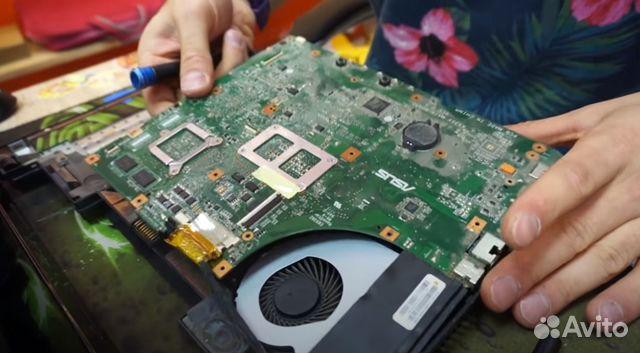 Ремонт компьютеров Ремонт ноутбуков  89110874144 купить 1