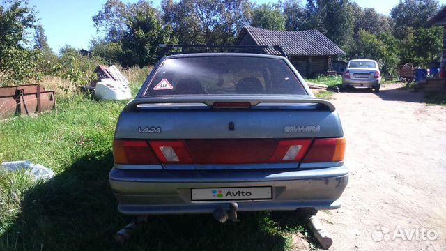 VAZ 2115 Samara, 2005  89062212499 buy 1