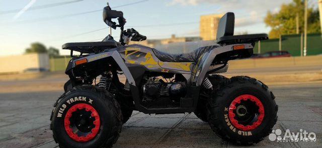Квадроцикл motoland wild track X 2020 Липецк  89803403030 купить 2